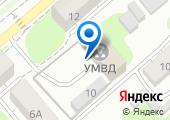 Управление МВД России г. Тулы на карте