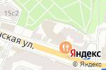 Схема проезда до компании AVTOVIKUP.MSK.RU в Москве