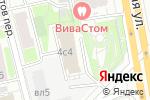 Схема проезда до компании Корпорация недвижимости в Москве