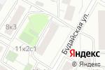 Схема проезда до компании Пента в Москве
