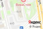 Схема проезда до компании СВ Знак в Москве