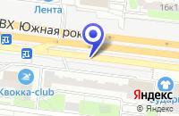 Схема проезда до компании ПТФ НОРМА 2003 в Москве