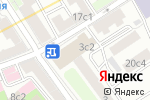 Схема проезда до компании Спаморез в Москве