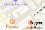 Схема проезда до компании Арт вернисаж в Москве