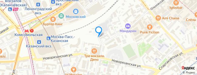 Ольховский переулок
