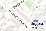 Схема проезда до компании Олимп в Москве