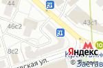 Схема проезда до компании Альянс-Т.С.О. в Москве