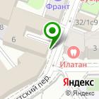Местоположение компании Адвокат Пантюшов О.В.