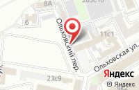 Схема проезда до компании Крокус в Москве