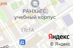 Схема проезда до компании Московский городской Комитет КПРФ в Москве