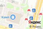 Схема проезда до компании Окраина в Москве