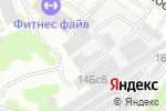 Схема проезда до компании Turbov.ru в Москве