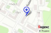 Схема проезда до компании КИНОКОМПАНИЯ РАКУРС в Москве