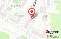 Схема проезда до компании Дасси в Москве