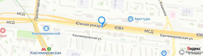 Кантемировская улица