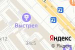 Схема проезда до компании Renault и Mitsubishi на Таганке в Москве