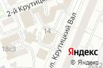 Схема проезда до компании Osstro в Москве
