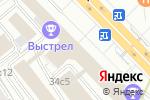 Схема проезда до компании BeBrand в Москве