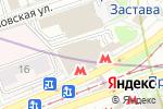 Схема проезда до компании Чайные традиции в Москве