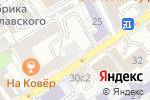 Схема проезда до компании Стар Мьюзик в Москве