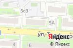 Схема проезда до компании Детский сад №1672 в Москве