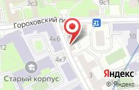 Схема проезда до компании Международный Торговый Центр  в Москве