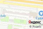 Схема проезда до компании Робот и я в Москве