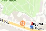 Схема проезда до компании BEKO в Москве