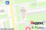 Схема проезда до компании Жилищник района Бирюлёво Восточное, ГБУ в Москве