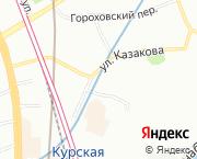 м. Курская ул. Казакова
