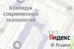 Схема проезда до компании Московский политехнический университет в Москве