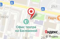 Схема проезда до компании Гранд Сервис Недвижимость в Москве