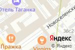 Схема проезда до компании ТеплоЭнергоКомплект в Москве
