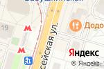 Схема проезда до компании Медицинская лаборатория KDL в Москве