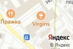 Схема проезда до компании Облачные сети в Москве