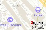 Схема проезда до компании Seo-mark в Москве