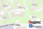 Схема проезда до компании Женский Форум в Москве