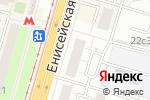 Схема проезда до компании Ценная Компания в Москве