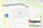 Схема проезда до компании Пять Звезд в Москве