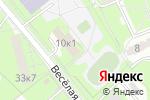 Схема проезда до компании НАТЕКС в Москве