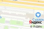 Схема проезда до компании Оконный Континент в Москве