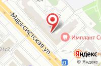 Схема проезда до компании Авиационные Системы в Москве