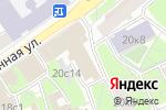 Схема проезда до компании SunDrums в Москве