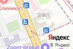 Схема проезда до компании Амт Лигал Эдванс в Москве