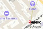 Схема проезда до компании Стандарт в Москве