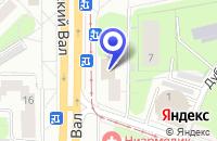 Схема проезда до компании ЛОМБАРД КАРАТ СВ в Москве
