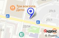 Схема проезда до компании АПТЕКА ИАСОФАРМ в Москве