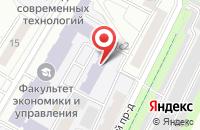 Схема проезда до компании Ванта в Москве