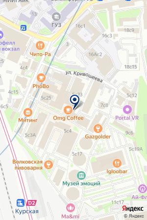 ЦЕНТР АВТОТЕХНИЧЕСКОЙ ЭКСПЕРТИЗЫ АВТО-МОБИЛ на карте Москвы