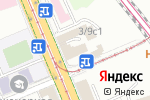 Схема проезда до компании Корунд XXI в Москве